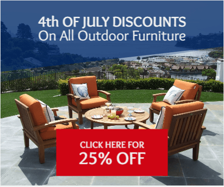 4th of july outdoor furniture