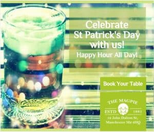 St Patricks day Beer
