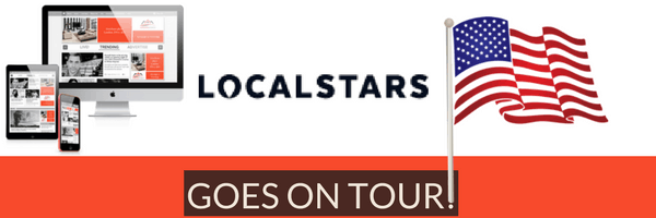 Localstars goes on tour
